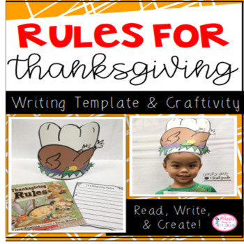 Rules for Thanksgiving Craftivity