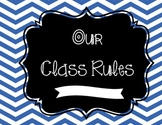 Rules for the Christian Classroom