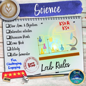 Rules for the Laboratory-Back to School