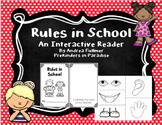 Rules in School Interactive Reader