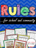 Rules for School and the Community