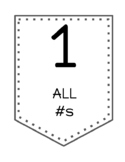 Rules of Divisibility Pennant