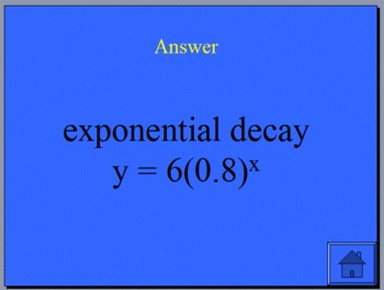Rules of Exponents Jeopardy Game!