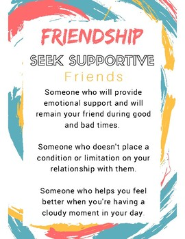 Rules of Friendship