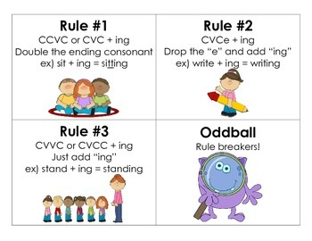 Rules of ING - Tic-Tac-Toe and more!