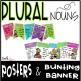 Rules of Plural Nouns Posters
