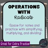 Rules of Radicals