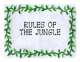 Rules of the Jungle