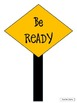 """""""Rules of the Road"""" Classroom Rules Display/Management Activity"""