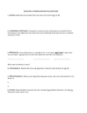 Rules of the Road Joan Bauer Novel Guide: Questions, Proje