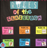 Rules of the classroom