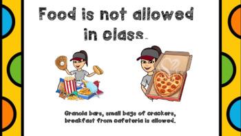 Rules with BitMojis