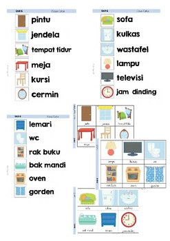 Rumah | Furniture and Household Items | Colour & BLM Pack| Bahasa Indonesia
