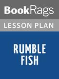 Rumble Fish Lesson Plans