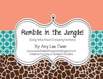 Rumble in the Jungle (Going Wild About Comparing Numbers)