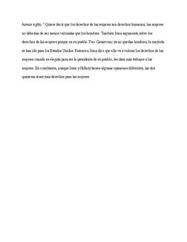 Rumbo al hermoso norte (Essay / Ensayo)