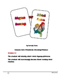Rummy Rhymes (A Short Vowel Rhyming Game)