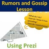 Rumors and Gossip Lesson