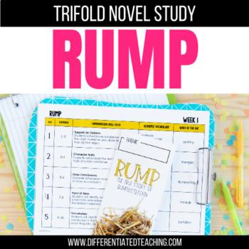 Rump: The True Story of Rumpelstiltskin Novel Study Unit