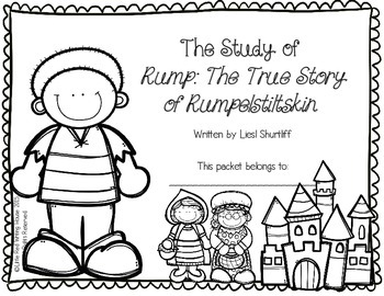 Rump Novel Study