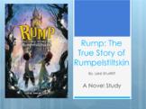 Rump: The True Story of Rumpelstiltskin Novel Study