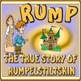 Rump, The True Story of Rumpelstiltskin by Liesl Shurtliff
