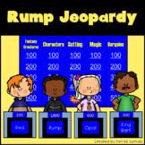 Rump The True Story of Rumpelstiltskin by Liesl Shurtliff Jeopardy