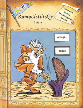 Rumpelstiltskin - Colors