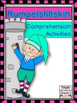 Rumpelstiltskin - Comprehension Activities