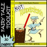 Rumpelstiltskin Fractured Fairy Tale Readers' Theater Script - Grades 3-6