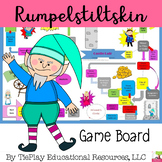 Rumpelstiltskin Literacy Learning Game Board