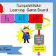 Rumpelstiltskin Language Arts Learning Game Board