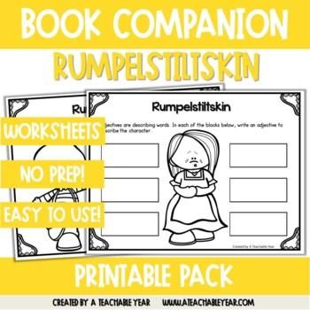 Rumpelstiltskin- Book Companion