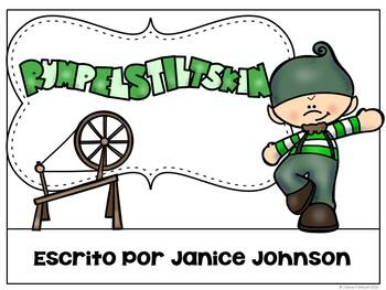 Rumpelstiltskin Spanish Reader ~ Simplified for Language Learners