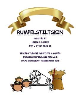 Readers Theatre: Rumpelstiltskin, with Teaching Notes