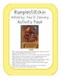 Rumplestiltskin Activity Pack