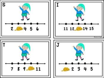 Rumplestiltskin Missing Numbers 1-20