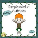 Rumplestiltskin Activities