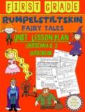 Rumplestiltskin Unit Lesson Plan for Louisiana Guidebook First Grade