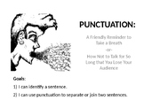 Run-On Sentences PPT