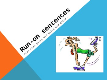 Run-On Sentences PowerPoint Presentation