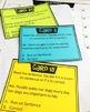 Run-On Sentences Task Cards