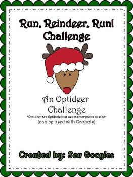 Run, Reindeer, Run! Challenge