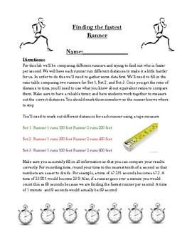 Run Run Ratio!