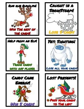 Run Run Rudolph! A Multiplication & Division Game