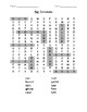 Run Synonyms Word Search and Puzzle