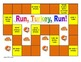 Run, Turkey, Run!  Games, Activities and Party Ideas for T