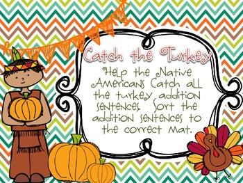 Run Turkey Run! Math, Reading, & Writing Unit ** Thanksgiving Unit**