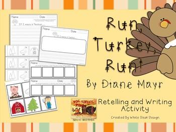 Run, Turkey Run! Thanksgiving Activities