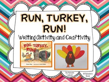 Run Turkey Run {Writing Activity and Craftivity}